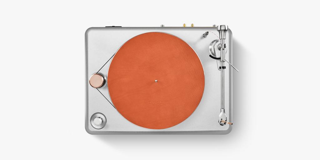 The Runwell Turntable – Shinola Audio