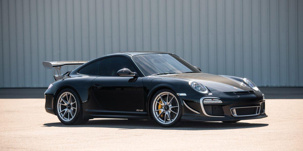 Jerry Seinfeld's Incredible Porsche 911