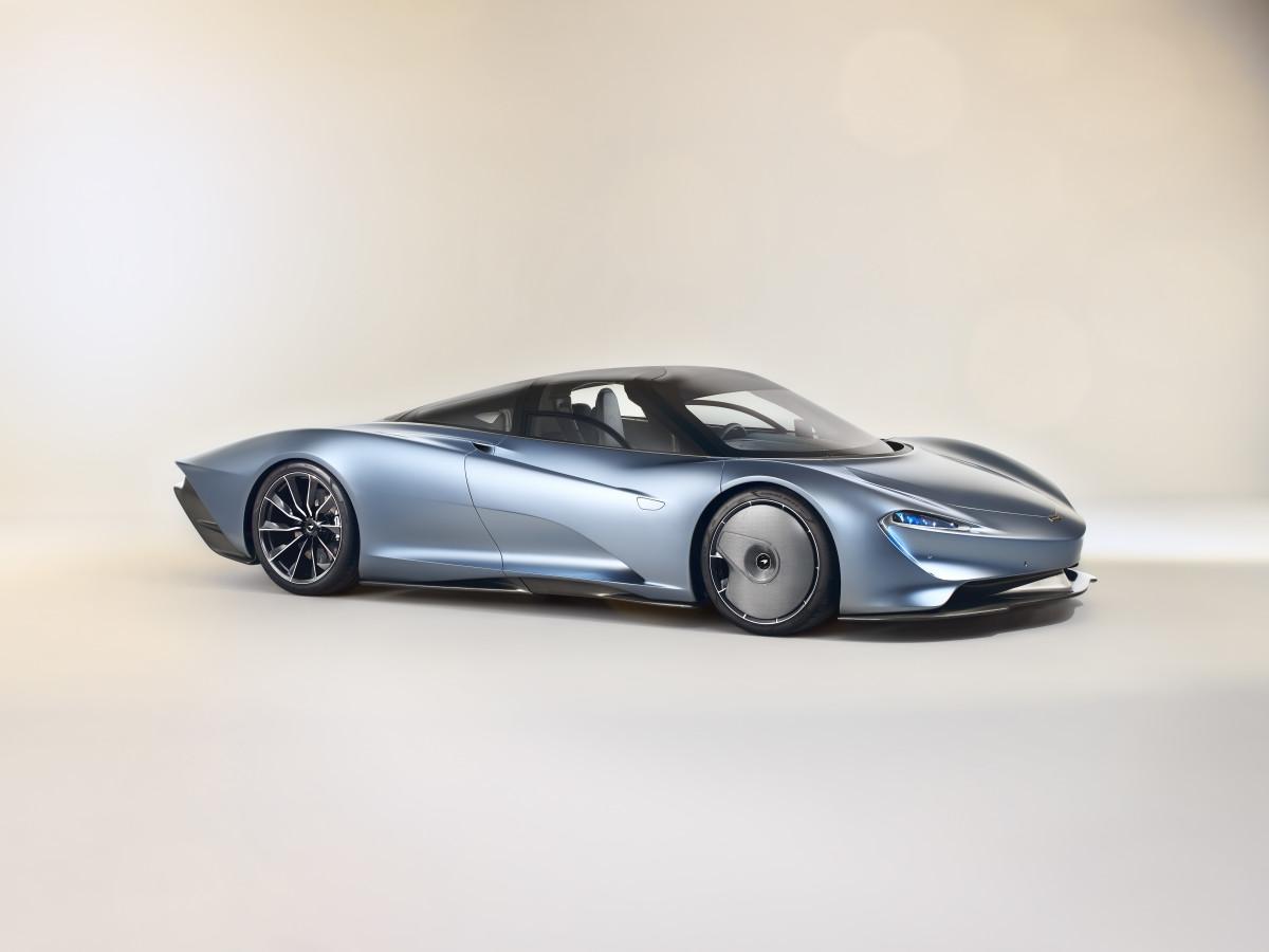 McLaren Speedtail