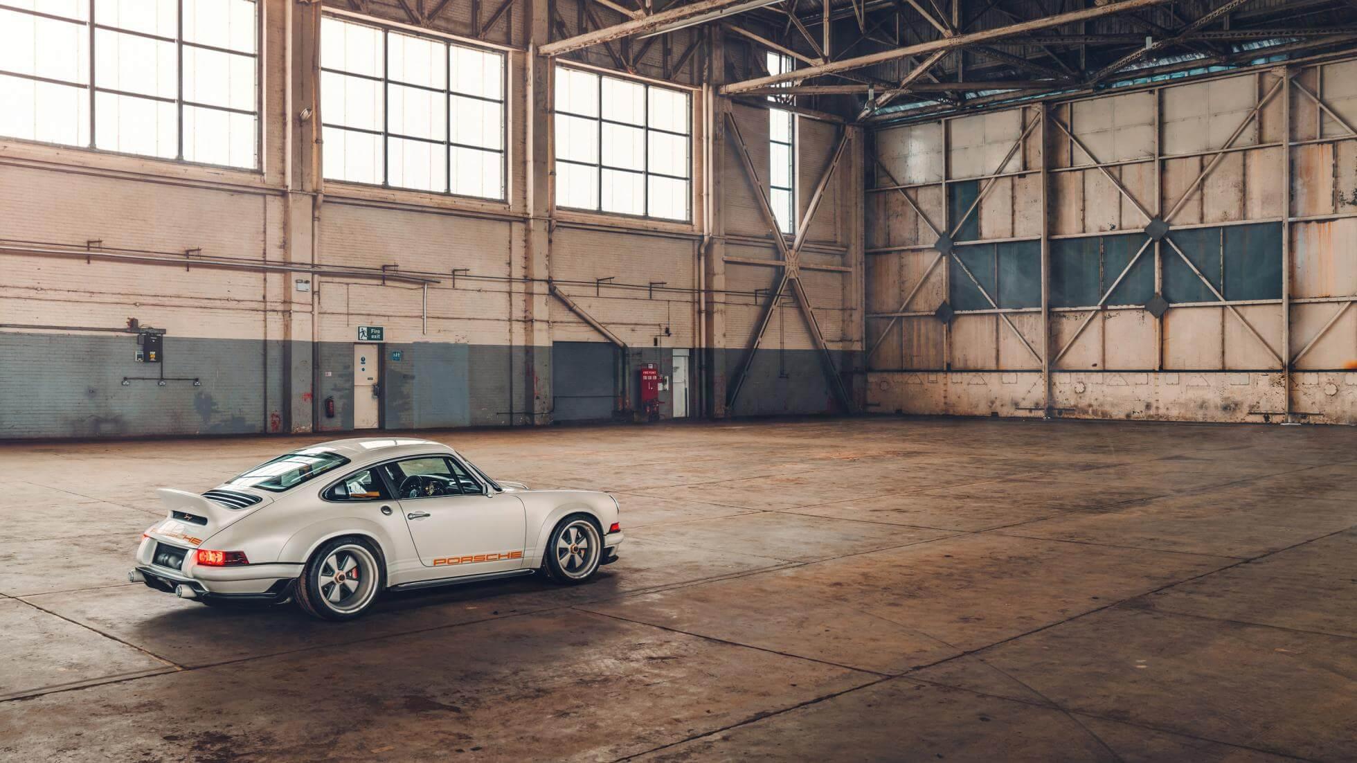 Porsche 911 - Singer Vehichle Design - Top Gear