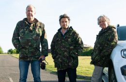 Clarkson Hammond May - The Grand Tour Season 3